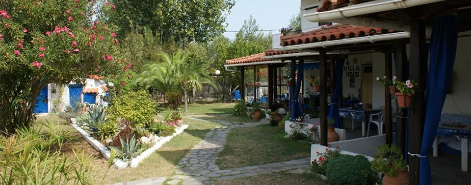 Villa Iris.